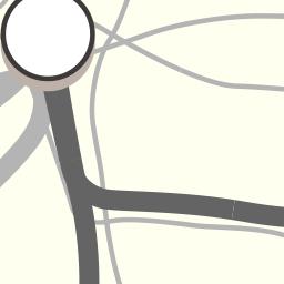 駅すぱあと路線図 グルメサイト連携